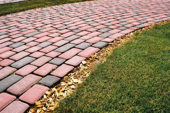 Преимущества использования тротуарной плитки